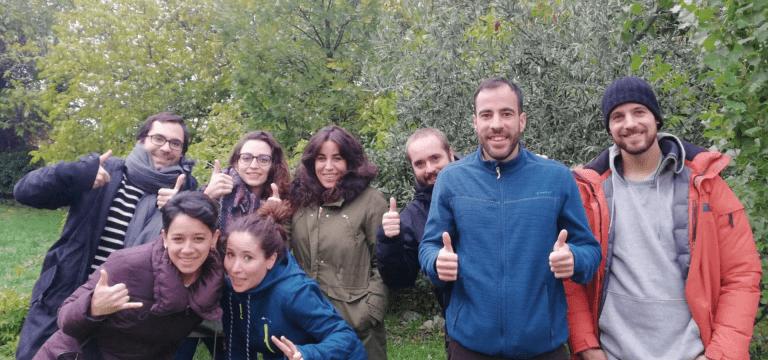 Desarrollada actividad de voluntariado en los Montes de Toledo, dentro del Programa de Voluntariado Ambiental en Ríos y Playas, en colaboración con la Fundación Biodiversidad