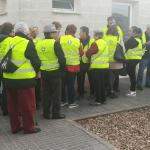 GAIA visita el Ecoparque de Mérida en el Programa de Sensibilización con Mayores